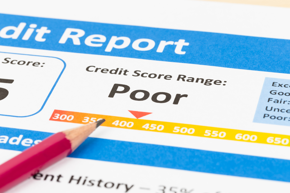 The Silver Lining of Bad Credit