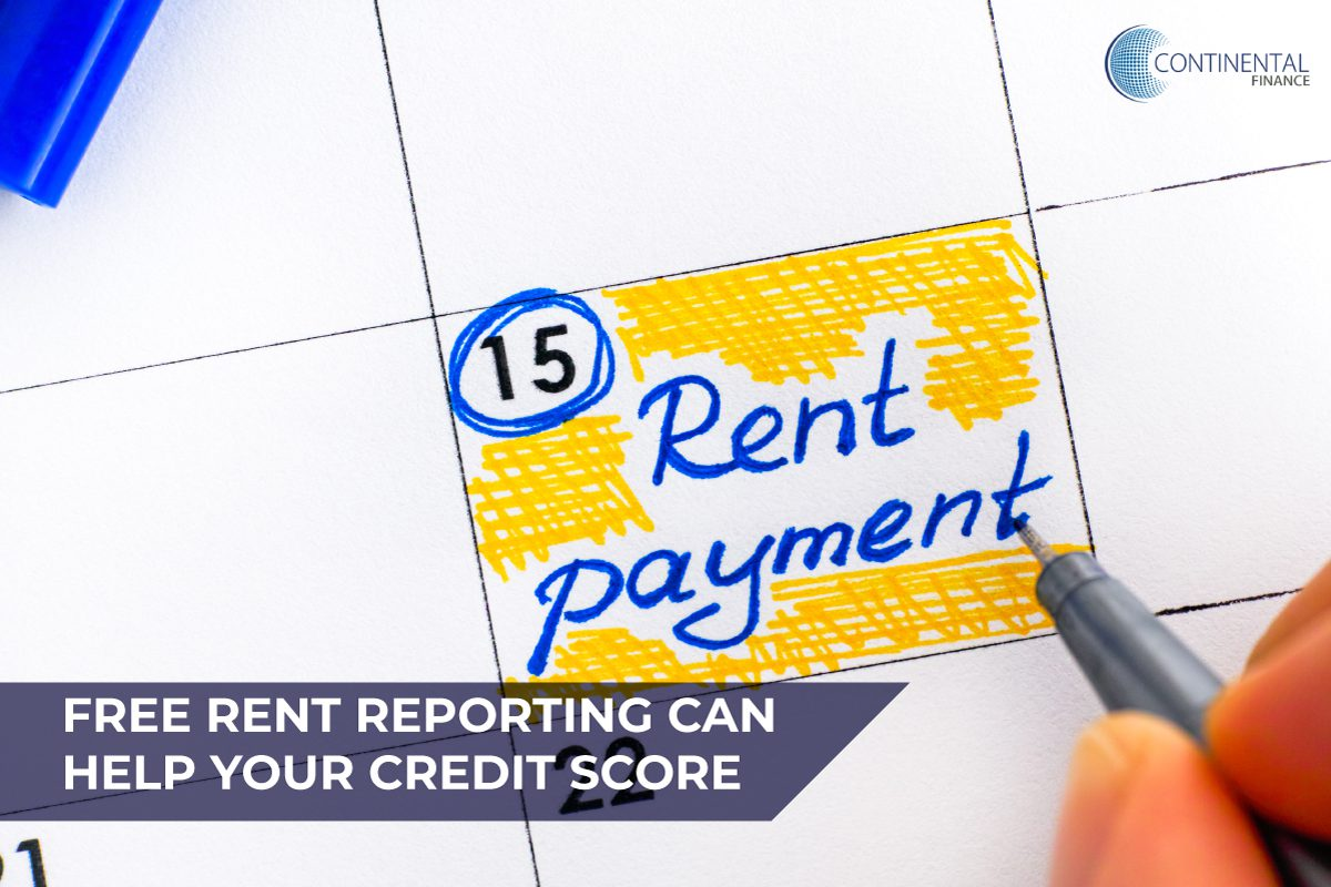 Free Rent Reporting Can Boost Your Credit Score