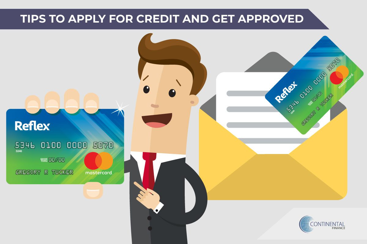 Tips to Apply for credit and get approved