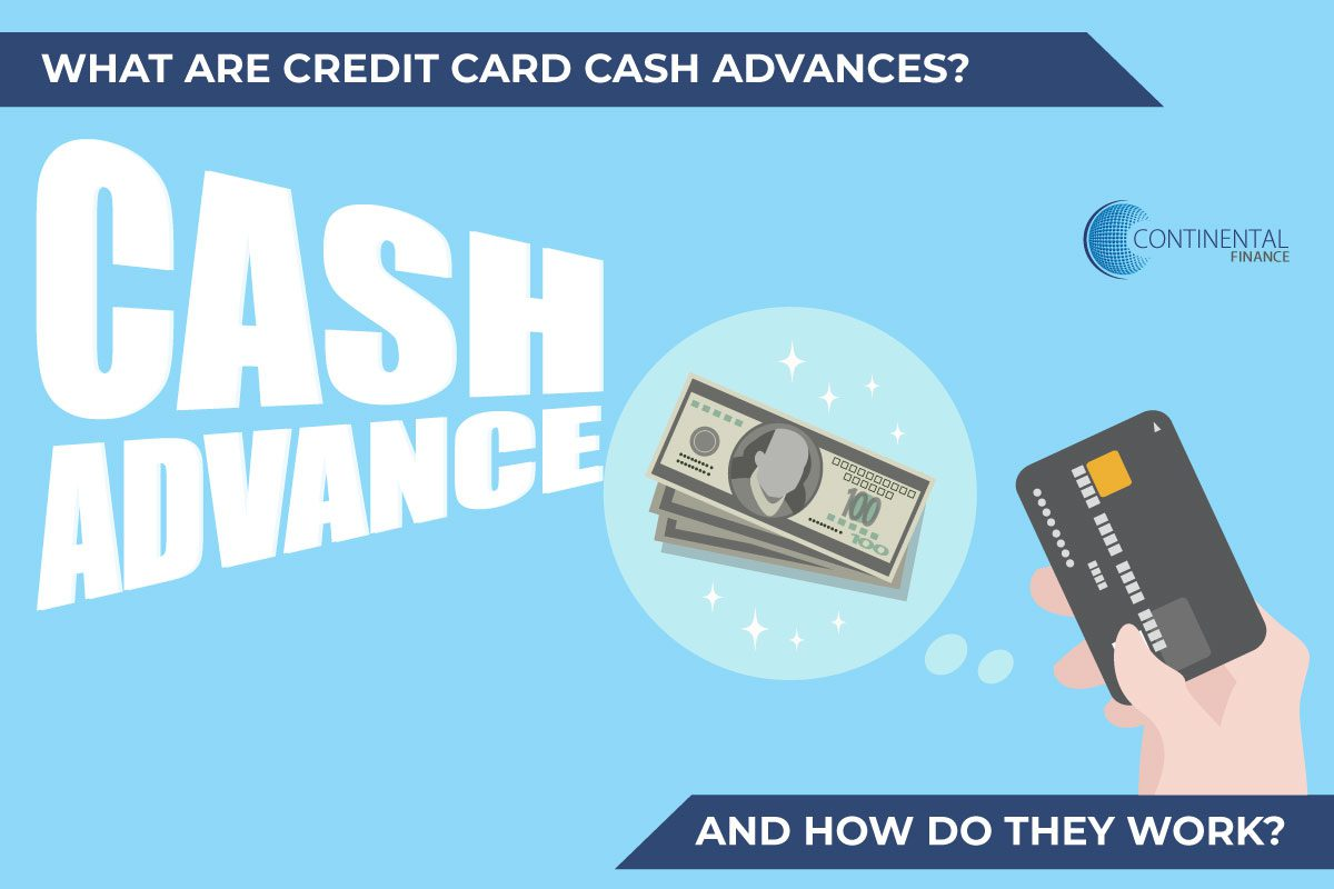 What are credit card cash advances and how do they work?