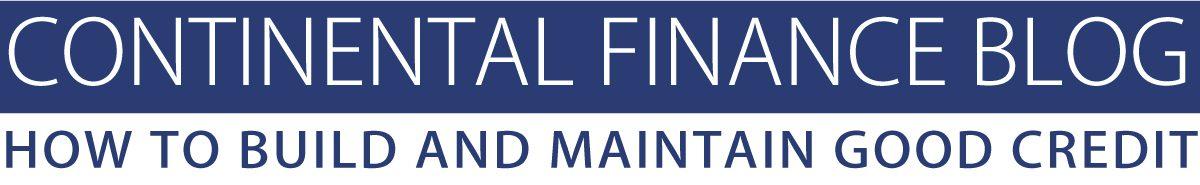 Continental Finance Blog