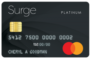 Surge Mastercard from CFC may be one of the best credit cards for bad credit
