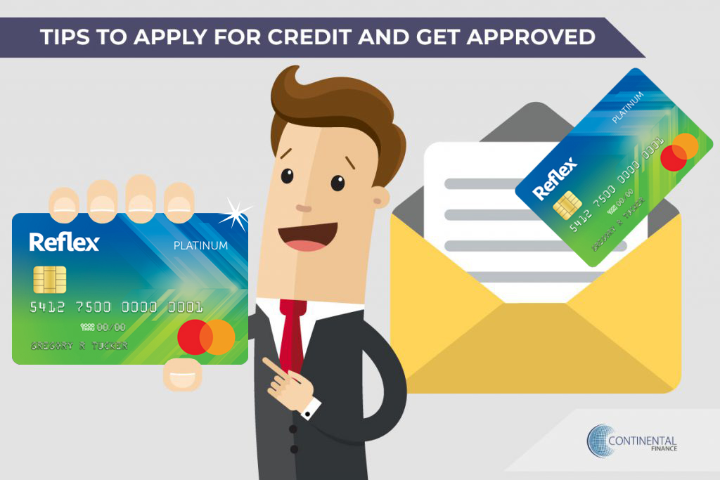 Applying for Credit Cards and Getting Approved